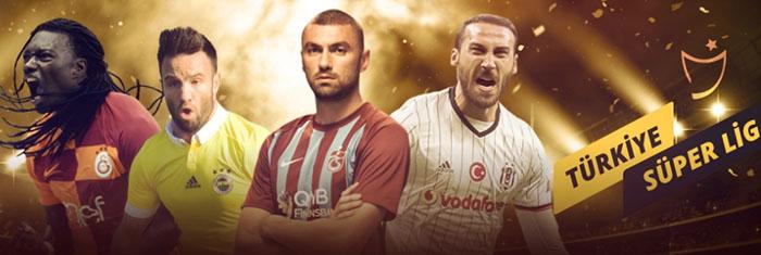 Mobil Bahisten Heyecanlandıran Süper Lig Bonusu