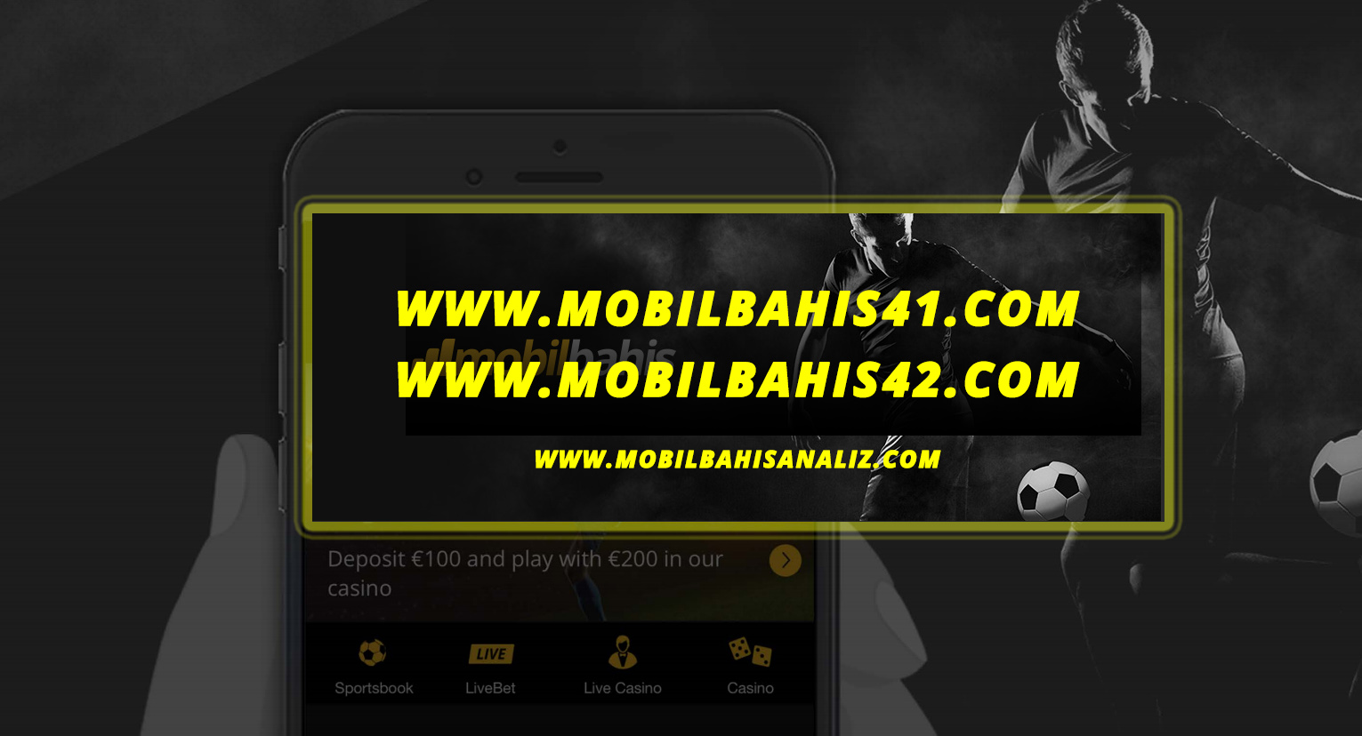 Mobilbahis41 ve Mobilbahis42 Yeni Adresleri