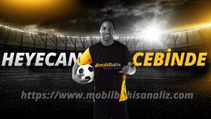 Mobilbahis'in Son Bombası Ronaldinho