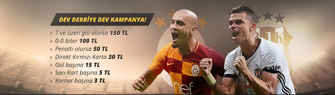 Galatasaray Beşiktaş